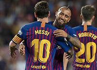 Futbol 2018 ESPAÑA Barcelona vs Alaves