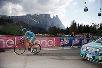 Jakob Fuglsang (DEN/Astana)<br /> <br /> stage 15 (iTT): Castelrotto-Alpe di Siusi 10.8km<br /> 99th Giro d'Italia 2016