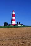AMHK96 Happisburgh lighthouse Norfolk England