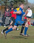 JAC Mens Rugby Que Semi Final vs Vanier