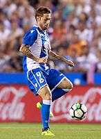 Deportivo de la Coruna's Fede Cartabia during La Liga match. August 20,2017.  *** Local Caption *** © pixathlon