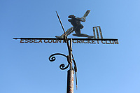 The Essex weather vane during Essex Eagles vs Premier Leagues XI, Friendly Match Cricket at The Cloudfm County Ground on 2nd July 2018