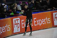SCHAATSEN: GRONINGEN: Sportcentrum Kardinge, 06-01-2013, Seizoen 2012-2013, KPN NK Sprint, Dag 2, ©foto Martin de Jong
