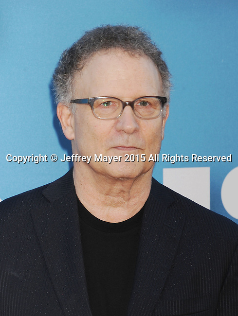 LOS ANGELES, CA - MAY 30: Actor Albert Brooks arrives at the 2015 MOCA Gala presented by Louis Vuitton at The Geffen Contemporary at MOCA on May 30, 2015 in Los Angeles, California.