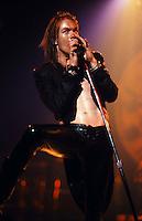 W. Axl Rose Lead Singer of Guns n Roses Live 1986-1988<br /> Photo Credit: Eddie Malluk/