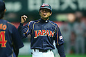 Koichi Ogata (JPN), .FEBRUARY 28, 2013 - WBC : .2013 World Baseball Classic .Exhibithion Game .between Tokyo Yomiuri Giants 1-6 Japan .at Yafuoku Dome, Fukuoka, Japan. .(Photo by YUTAKA/AFLO SPORT)