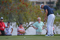 Martin Kaymer (GER) drains his birdie putt on 8 during round 3 of the Arnold Palmer Invitational at Bay Hill Golf Club, Bay Hill, Florida. 3/9/2019.<br /> Picture: Golffile | Ken Murray<br /> <br /> <br /> All photo usage must carry mandatory copyright credit (© Golffile | Ken Murray)