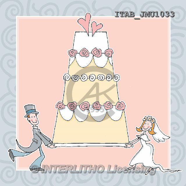 Andrea, WEDDING, HOCHZEIT, BODA, paintings+++++,ITABJMU1033,#W# ,everyday