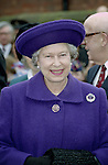 HRH The Queen - Church Lads/Girls