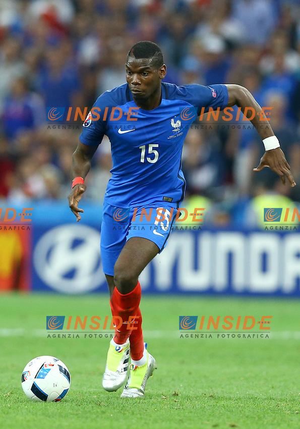 Paul Pogba France<br /> Marseille 15-06-2016 Stade Velodrome Footballl Euro2016 France - Albania / Francia - Albania Group Stage Group A. Foto Matteo Ciambelli / Insidefoto