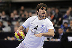 Sebastian Simonet. GERMANY vs ARGENTINA: 31-27 - Preliminary Round - Group A