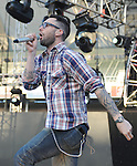 Adam Levine with Gym Class Heroes live at The KIIS FM Wango Tango 2012 held at The Home Depot Center in Carson, California on May 12,2011                                                                   Copyright 2012  DVS / RockinExposures