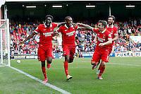 Leyton Orient vs Wycombe Wanderers 19-09-15