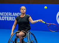 Alphen aan den Rijn, Netherlands, December 15, 2018, Tennispark Nieuwe Sloot, Ned. Loterij NK Tennis, Aniek van Koot (NED)<br /> Photo: Tennisimages/Henk Koster