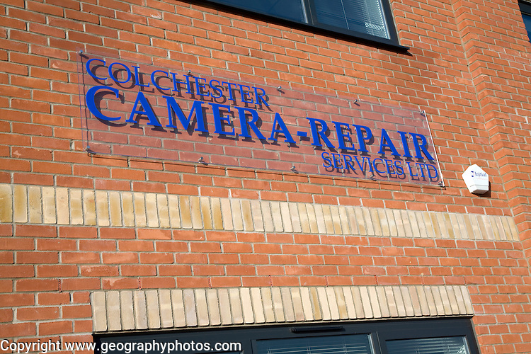 Camera Repair services Ltd, Colchester, Essex, England - a specialist photographic service centre