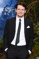 "Jack O'Connell arrives for the ""Maleficent"" costume display opening at Kensington Palace, London. 08/05/2014 Picture by: Steve Vas / Featureflash"