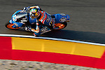 Gran Premio Movistar de Aragón<br /> during the moto world championship in Motorland Circuit, Aragón<br /> alex marquez<br /> PHOTOCALL3000