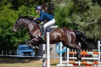 Class 30 Pony 1.00m. 2020 NZL-Fieldline Horse Floats Brookby Showjumping Summer GP Show. Papatoetoe Pony Club. Auckland. Sunday 9 February. Copyright Photo: Libby Law Photography