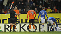 14/04/2010   Copyright  Pic : James Stewart.sct_jsp12_dundee_utd_v_rangers  .::  MIHAEL KOVACEVIC IS SENT OFF ::  .James Stewart Photography 19 Carronlea Drive, Falkirk. FK2 8DN      Vat Reg No. 607 6932 25.Telephone      : +44 (0)1324 570291 .Mobile              : +44 (0)7721 416997.E-mail  :  jim@jspa.co.uk.If you require further information then contact Jim Stewart on any of the numbers above.........