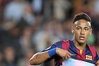 Neymar Barcellona <br /> Barcellona 06-05-2015 Camp Nou Football Calcio 2014/2015 Champions League Semifinale Barcellona - Bayern 3-0<br /> Foto EXPA/ Eibner-Pressefoto/ Kolbert/Insidefoto