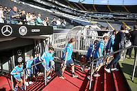 03.09.2015: Abschlusstraining der Nationalmannschaft