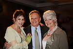"Days of our Lives Louise Sorel ""Vivian Alamain"" poses with One Life To Live Robert Woods and wife actress Loyita Chapel at the Broadway Extravaganza to honor the Candidacy of Artist Jane Elissa for the Leukemia & Lymphoma Society, Man & Woman of the Year on April 23, 2012 at the New York Marriott Marquis, New York City, New York.  (Photo by Sue Coflin/Max Photos)"