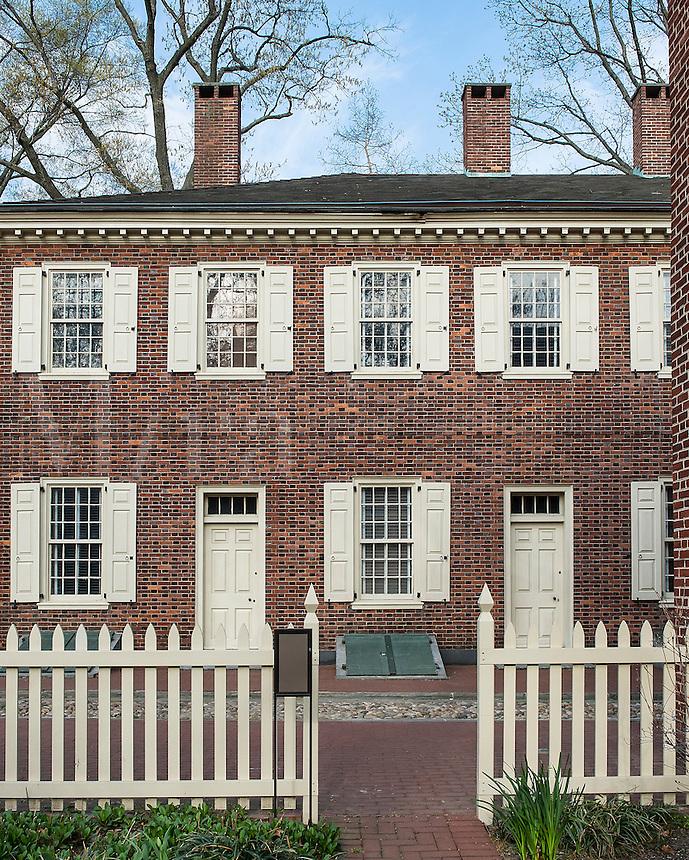 New Hall Early Military Museum, Philadelphia, Pennsylvania, USA