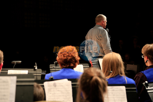 Drogheda Brass Band christmas concert<br /> <br /> Picture: Fran Caffrey www.newsfile.ie