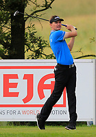 Lasse Jensen (DEN) on the 6th tee during Round 4 of Made in Denmark at Himmerland Golf &amp; Spa Resort, Farso, Denmark. 27/08/2017<br /> Picture: Golffile | Thos Caffrey<br /> <br /> All photo usage must carry mandatory copyright credit     (&copy; Golffile | Thos Caffrey)