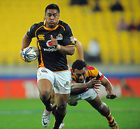 100821 ITM Cup Rugby - Wellington v Waikato