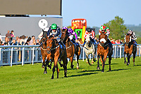 Winner of The Comec Voice & Data Handicap Ship of the Fen ridden by Jason Watson and trained by Ian Williams during Evening Racing at Salisbury Racecourse on 25th May 2019