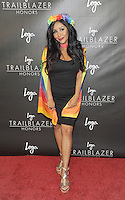 "NEW YORK, NY - June 23: Nicole Snooki Polizzi  attends Logo's  2016 ""Trailblazer Honors""June 23, 2016 at The Cathedral of St. John the Divine  in New York City .  Photo Credit: John Palmer/ MediaPunch"