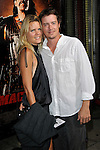 Jason London and date at the Machete premiere held at the Orpheum theatre in Los Angeles, Ca. August 25, 2010 © Fitzroy Barrett