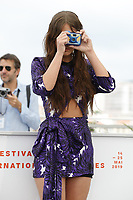 MAY 25 'Sibyl' photocall in Cannes