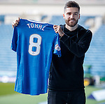 Jon Toral signs for Rangers