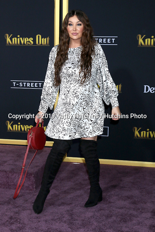 """LOS ANGELES - NOV 14:  Billie Lee at the """"Knives Out"""" Premiere at Village Theater on November 14, 2019 in Westwood, CA"""