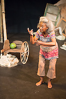 Windmill Baby presented by Upstream Theatre at Kranzberg Arts Center in St. Louis, MO on April 24, 2014.