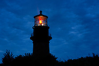 Gay Head Lighthouse, Aquinnah, Martha's Vineyard, Massachusetts, USA