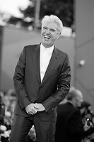 Jury member David Byrne attends the 'Damsels In Distress' premiere and closing ceremony during the 68th Venice Film Festival