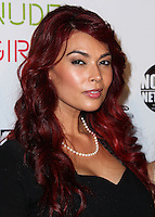 HOLLYWOOD, LOS ANGELES, CA, USA - AUGUST 12: Tera Patrick at the Los Angeles Premiere Of Screen Media Films' 'Live Nude Girls' held at Avalon on August 12, 2014 in Hollywood, Los Angeles, California, United States. (Photo by Xavier Collin/Celebrity Monitor)