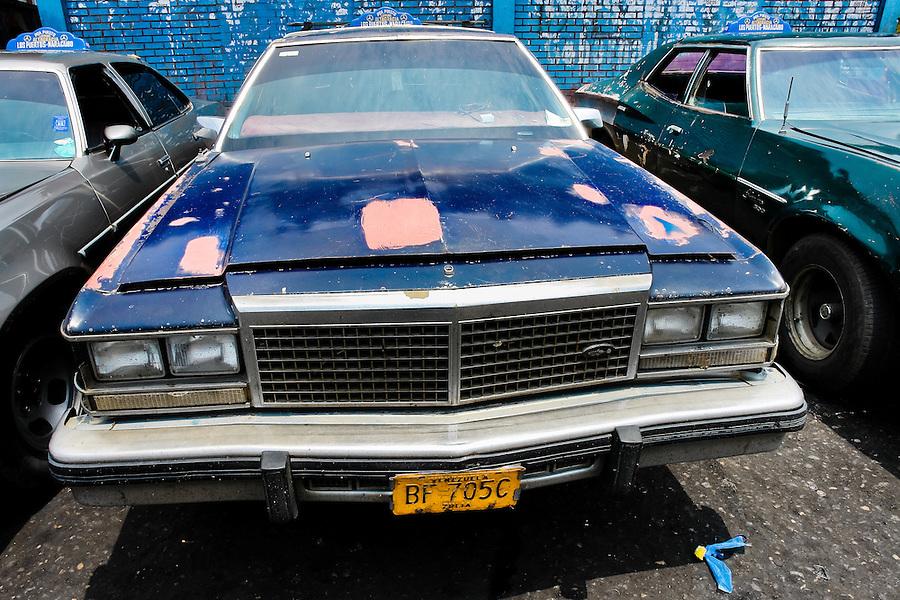 American classic car in Venezuela | Jan Sochor Photography Archive