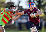 1st XV Rugby - Kings College v Aorere College, 10 June 2017