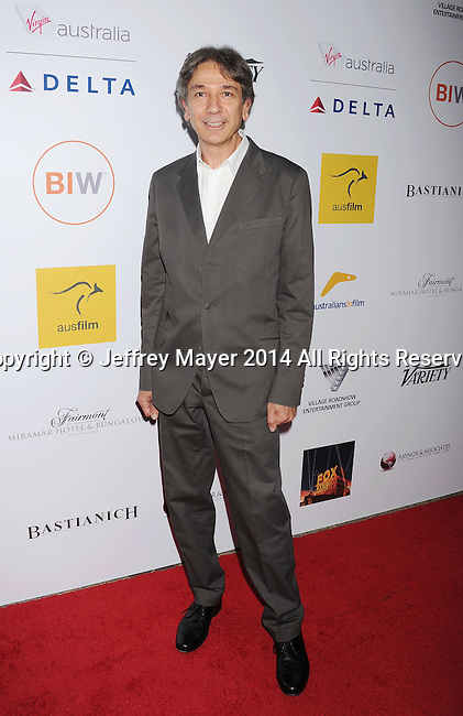 SANTA MONICA, CA- OCTOBER 26: Actor Zareh Nalbandian attends the 3rd Annual Australians in Film Awards Benefit Gala at the Fairmont Miramar Hotel on October 26, 2014 in Santa Monica, California.