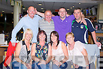 GREYHOUND FUN: Having great fun at the Kingdom Greyhound Stadium Night at the Dogs on Saturday seated l-r: Suzanne Casey, Catherine Ahern, Deborah Lynch and Mary O'Gorman. Back l-r: Pat Cox, Rory O'Gorman, Ger Lynch and Christy Lynch.
