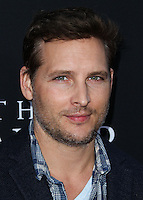 WESTWOOD, LOS ANGELES, CA, USA - JUNE 12: Peter Facinelli at the Los Angeles Premiere Of A24's 'The Rover' held at Regency Bruin Theatre on June 12, 2014 in Westwood, Los Angeles, California, United States. (Photo by Xavier Collin/Celebrity Monitor)