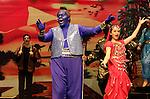 Wildhorse - Aladdin dress rehearsal