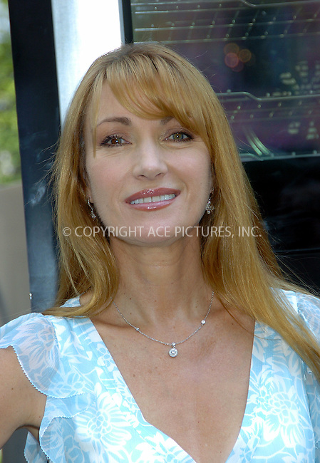 Jane Seymour helps to launch Electrolux Icon in North America. New York, July 2, 2004. Please byline: AJ SOKALNER/ACE Pictures.   .. *** ***..All Celebrity Entertainment, Inc:  ..contact: Alecsey Boldeskul (646) 267-6913 ..Philip Vaughan (646) 769-0430..e-mail: info@nyphotopress.com