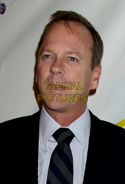 13 November 2013 - West Hollywood, California - Kiefer Sutherland. &quot;Stand Up For Gus&quot; Benefit held at Bootsy Bellows. <br /> CAP/ADM/RE<br /> &copy;Russ Elliot/AdMedia/Capital Pictures