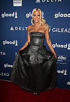 BEVERLY HILLS, CA - APRIL 12: Gigi Gorgeous, At the 29th Annual GLAAD Media Awards at The Beverly Hilton Hotel on April 12, 2018 in Beverly Hills, California. <br /> CAP/MPI/FS<br /> &copy;FS/MPI/Capital Pictures