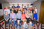 BIRTHDAY: Caroline McCarthy, Kilflynn who celebrated her 30th birthday in The Gally Bar and Restaurant, Castlemaine Road Tralee on saturday night with her family and friends.(Caroline is seated centre)